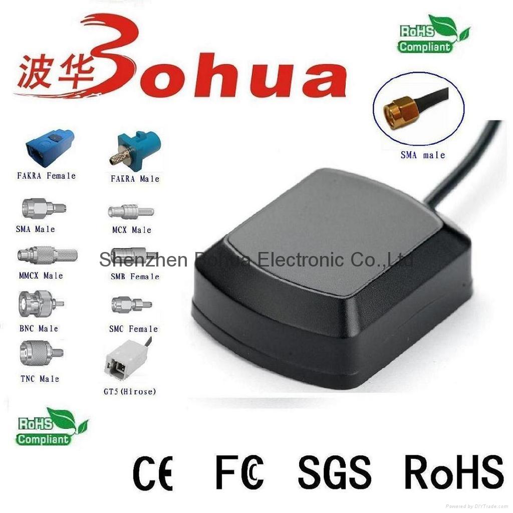 GPS/Glonass antenna(GAA-GPS/GN-A-SMA) 1