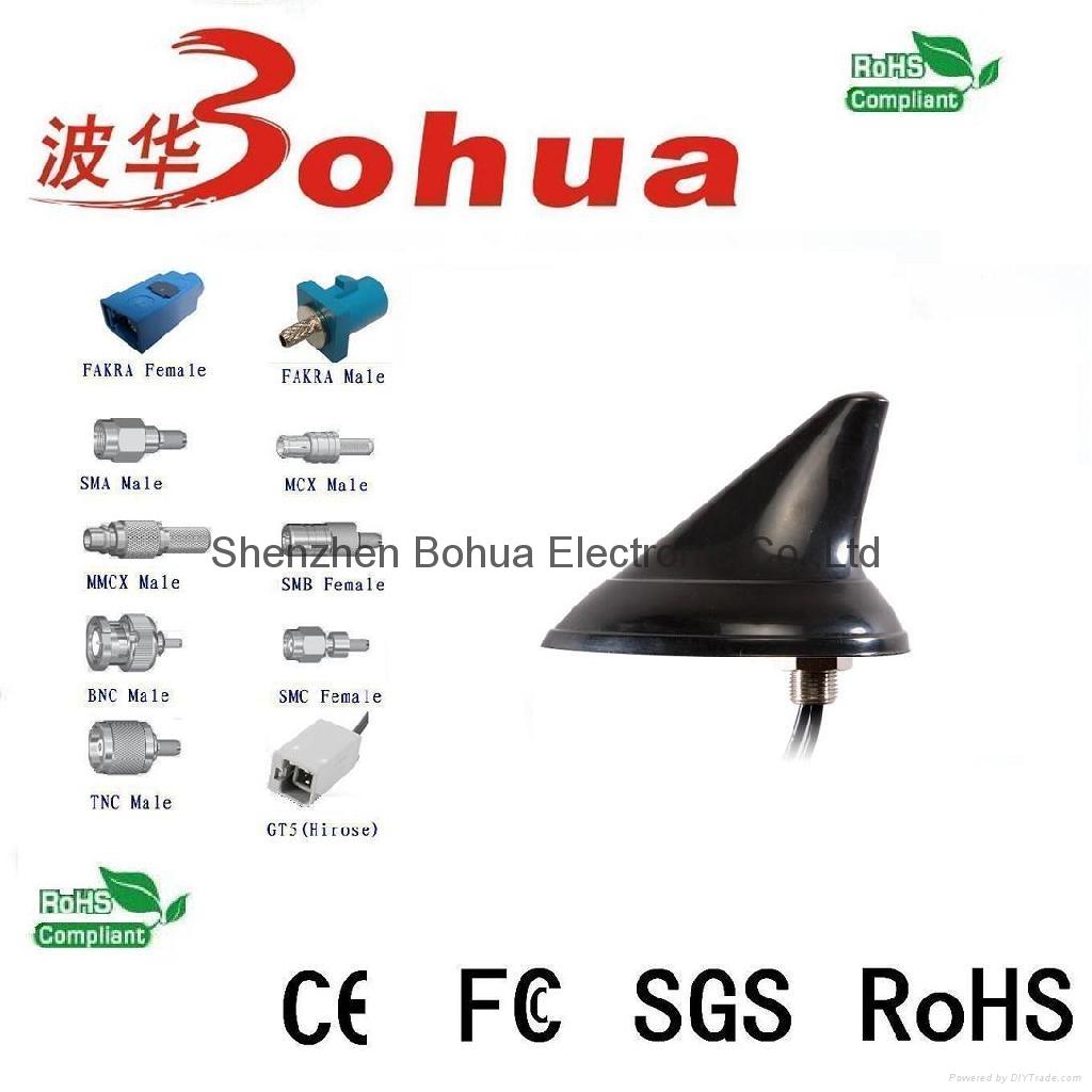 GAA-GPS/GN-GSM-C(Shark fin GPS/GLONASS+GSM combination antenna) 1