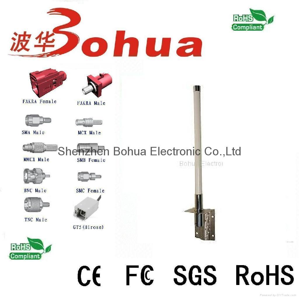 WIFI-BH045-12dBi 2.4GHz Omni Antenna  1