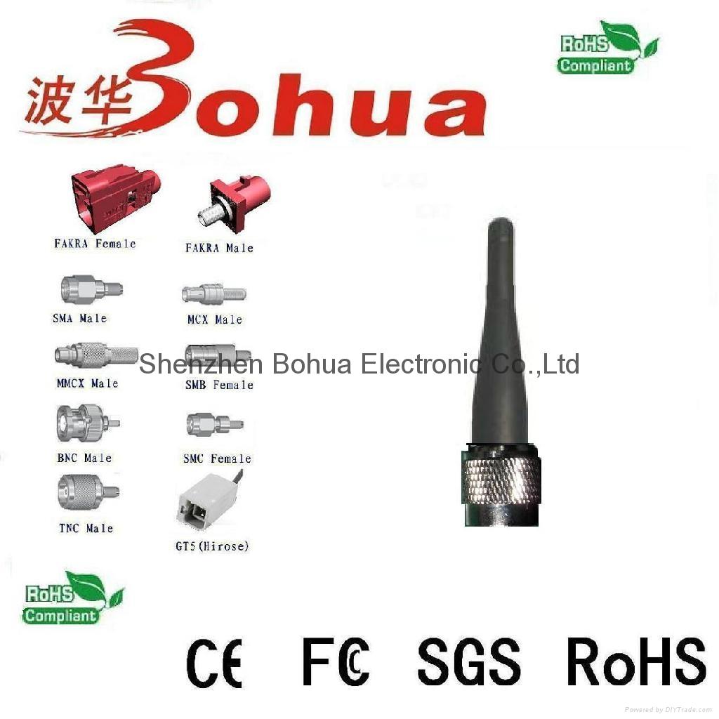 GSM-BH015-TNC(GSM quad band antenna) 1