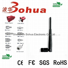 WIFI-BH011--5dBi Indoor 2.4GHZ/5.8G daul band dipole AP antenna
