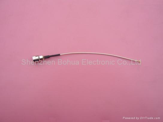FME male straight to U.FL/GSC/IPEX with RG178 cable 1