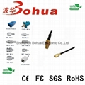 SMA female to W.FL/MHF III with 0.81mm(D) cable(RF antenna cable)