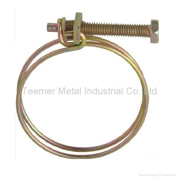 Heavy duty superior hose clamp teemer china