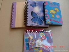 3D COVER YO notebooks