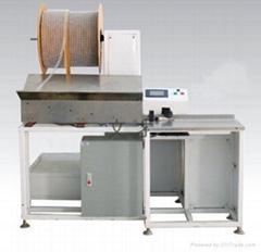 YO double rings wire-o binding cois cutting machine