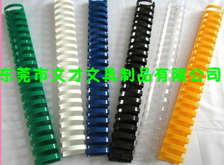 38mm Big sale office plastic ring binder folder for paper 2