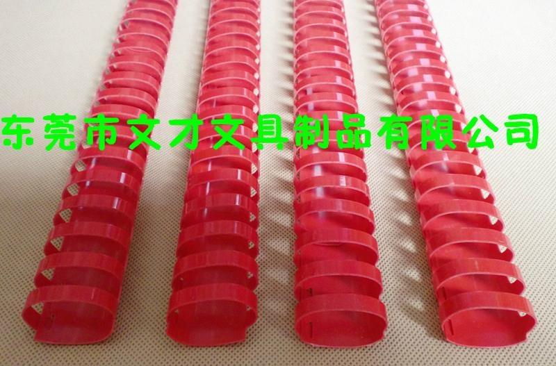 38mm Big sale office plastic ring binder folder for paper 3