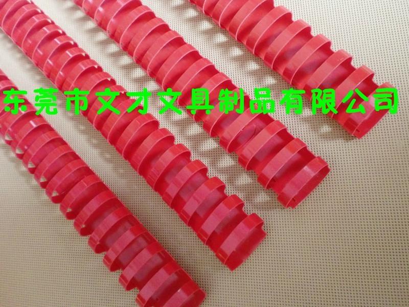 38mm Big sale office plastic ring binder folder for paper 4