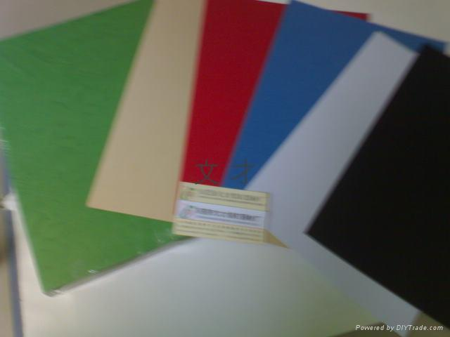 Leather Paper Cover 4