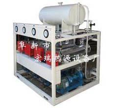 塑料压延机导热油油加热器