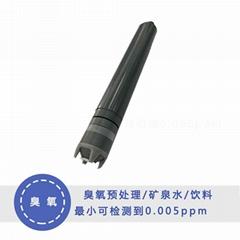 德国进口RG臭氧电极 臭氧传感器 探头4-20MA输出RS485通讯