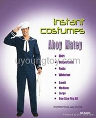 Ahoy Matey men halloween