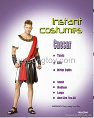 Party Funny caesar Costumes for Halloween Carnival