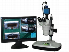 高清三目視頻體視顯微鏡