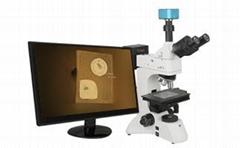 EOC华显光学金相显微镜