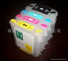 HP inkjet1000 K850 refillable Cartridges