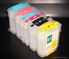 HP Designjet 130填充墨盒