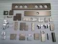 五金塑胶CNC打样快速成型CNC模型专业五金手板塑胶手板 4