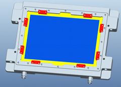 供應治具夾具光學鍍膜夾具掃光治具黃光治具3D玻璃加工治具