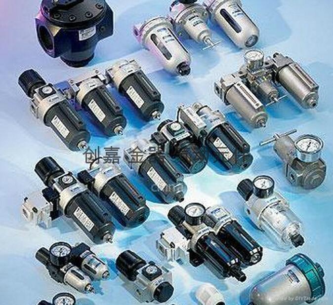 供應臺灣金器MINDMAN氣缸電磁閥過濾器 1