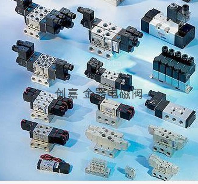 供應臺灣金器MINDMAN氣缸電磁閥過濾器 3