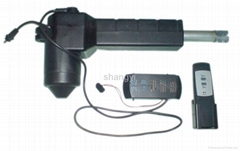 RF remote control for actuator