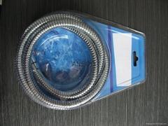 不鏽鋼雙扣彈力管吸塑包裝