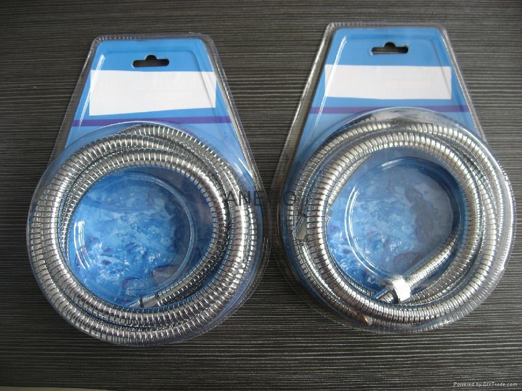 不锈钢双扣弹力管吸塑包装 2