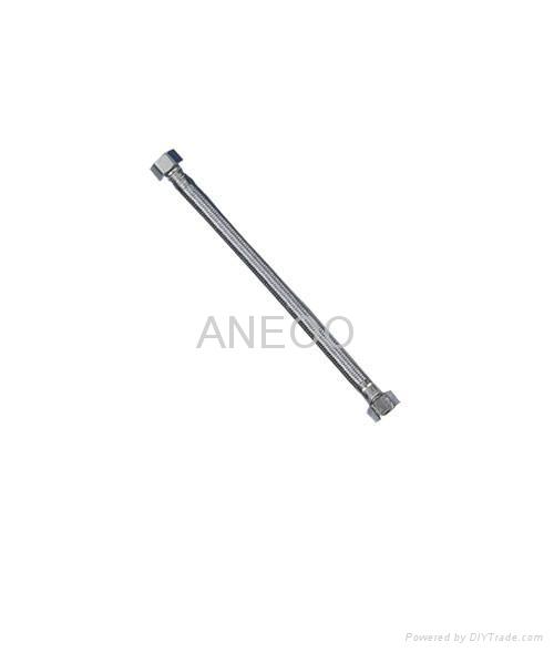 F1/2-F1/2不鏽鋼編織軟管 1