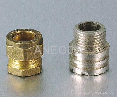 铜接头铜管接 4