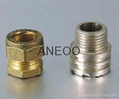 锻造红冲管件铜接头