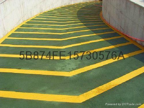 水性環氧車庫坡道專用地坪 2