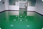 天津水性环氧自流平地面