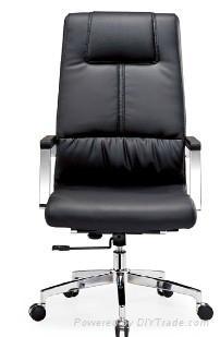 Swivel Luxury Recliling Office Chair  2