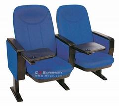 theater chair,auditorium chair,step chair,cinema chair,fabric chair EY-145