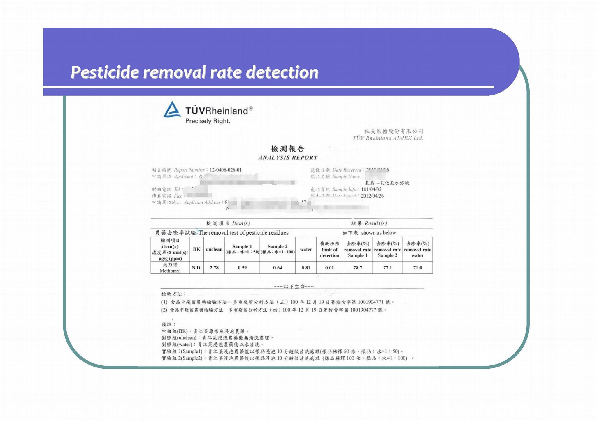 高效防护-抗菌液(气态二氧化氯) 6