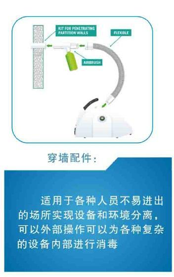 过氧化氢干雾消毒器 3