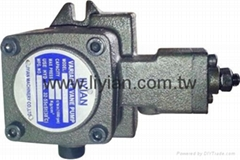Variable Displacement Vane Pump