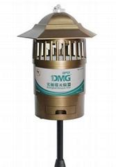 德國DMG迪門子智能光控型戶外別墅專用光觸媒電子滅蚊燈