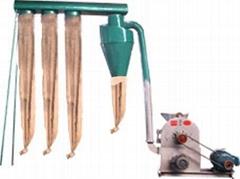 膠木成套粉碎機/木粉碎機