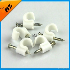 Coaxial Cable Clips(UL, SGS, TUV ceritificated)