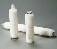 聚四氟乙烯膜PTFE显影液过滤折叠滤芯