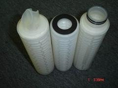 供應電解液過濾折疊濾芯