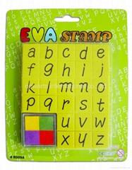 EVA rubber stamp