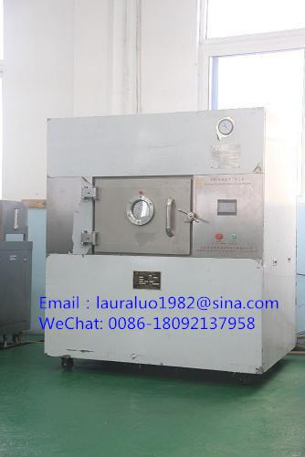 Vacuum Microwave Drying and Sterilizing Machine