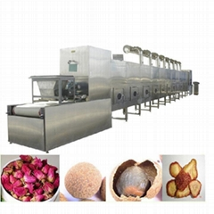 Microwave Sterilizing and Drying Machine