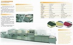 Belt Microwave Drying Sterilization Machine for Wood
