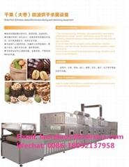 Industrial Fruit Dehydrator Machine