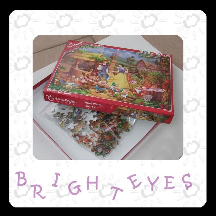 paper Jigsaw Puzzle for Promotion and Education 2